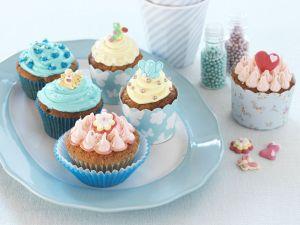 Bunte Cupcakes Rezept