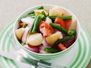 Bunter Gemüsesalat Rezept