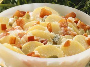 Bunter-Kartoffelsalat Rezept