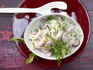 Bunter Weißkohlsalat Rezept