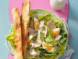 Caesar Salad Rezept