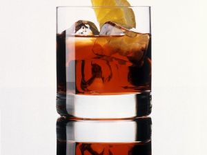 Campari on the rocks Rezept