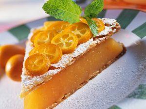 Campari-Orangen-Torte mit Krokant Rezept