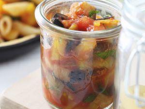 Eingelegtes Gemüse aus Italien (Caponata) Rezept