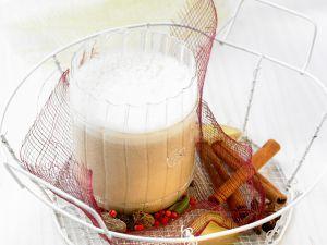 Chaitee mit Hanfmilch Rezept