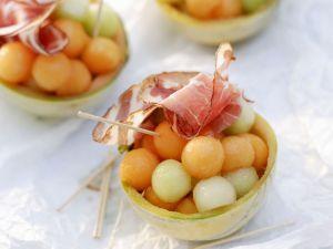 Charentais-Melone Rezepte