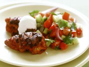 Chicken Tandoori Rezept