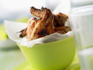 Chicken Wings mit Barbecuemarinade Rezept