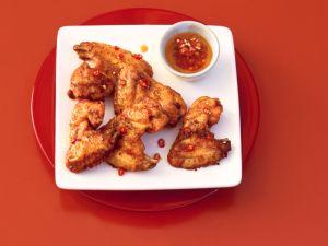 Chickenwings mit Tex-Mex-Sauce Rezept