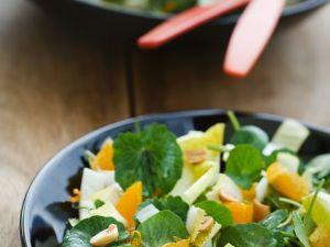 Chicoréesalat mit Feldsalat Rezept