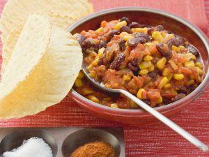 Chili mit Kidneybohnen Rezept