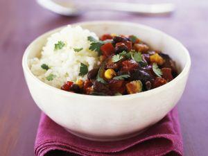 chili sin carne mit sojabohnen rezept eat smarter. Black Bedroom Furniture Sets. Home Design Ideas
