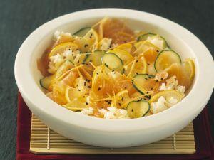 Chirashi-Sushi mit Wildlachs Rezept
