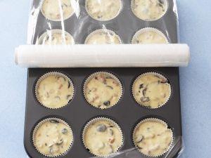 Chocolate Chip Muffins mit Banane Rezept