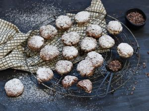 Chocolate Crinkle Cookies Rezept