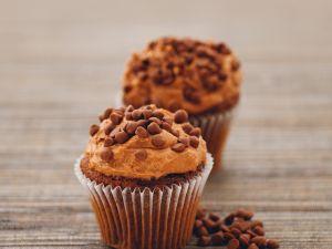 Chocolatechip-Cupcakes Rezept