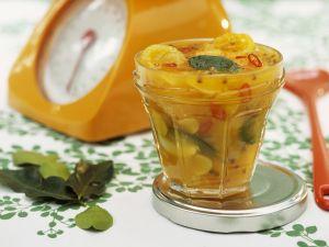 Chutney mit Ingwer und Aprikosen Rezept