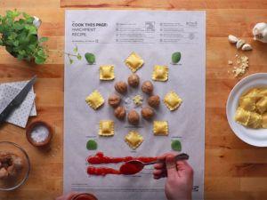 """""""Cook This Page"""": Diese Rezept-Poster von IKEA sind genial!"""