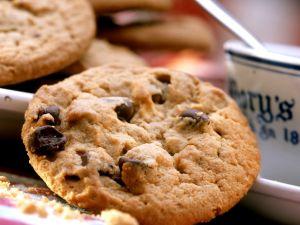 Cookie mit Schokotropfen Rezept