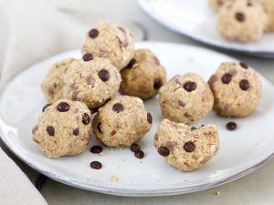 Cookie Dough Proteinbällchen