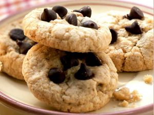 Cookies mit Chocolate-Chips Rezept