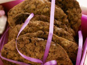 Cookies mit Schokolade Rezept