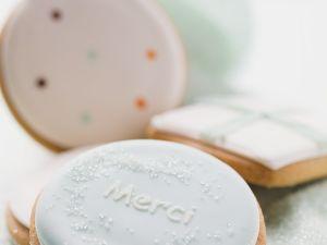Cookies mit Zuckerglasur Rezept