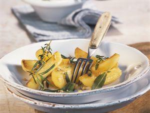 Country Potatoes mit Kräutern Rezept