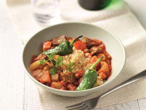 Couscous mit Lamm Rezept