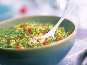 Couscous mit Paprika Rezept