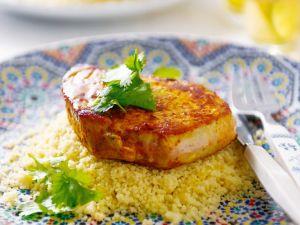 Couscous mit Thunfisch Rezept
