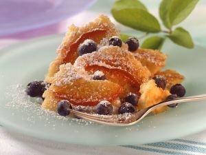 Couscous-Schmarrn mit Früchten Rezept