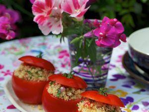 Couscous-Tomaten Rezept