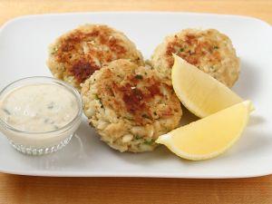 Crab Cakes herstellen Rezept