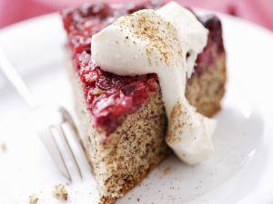 Cranberry-Kuchen Rezept