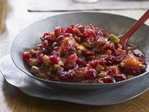Cranberry-Pistazien-Soße Rezept
