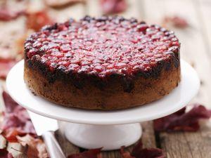 Cranberrykuchen Rezept