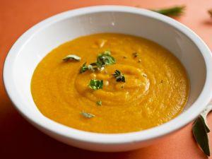 Cremige Karottensuppe Rezept