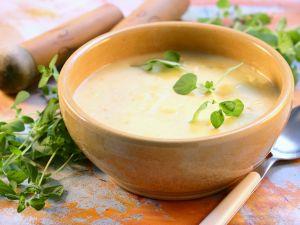 Cremige Kartoffelsuppe Rezept