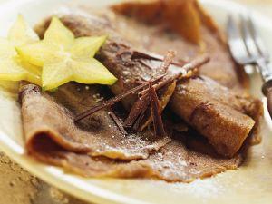 Crepe mit Kaffee und Schokolade Rezept