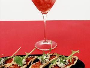 Crostini mit Tomatenpesto Rezept