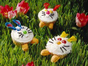 Cupcake-Häschen Rezept