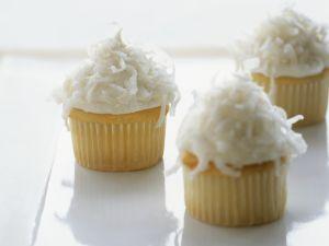Cupcakes mit Kokos Rezept