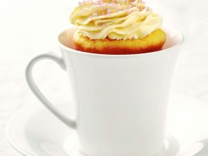 Cupcakes mit Mango Rezept