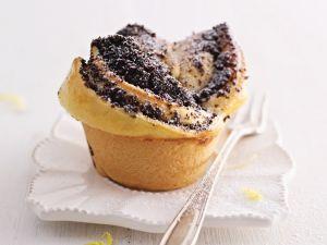 Cupcakes mit Mohn Rezept