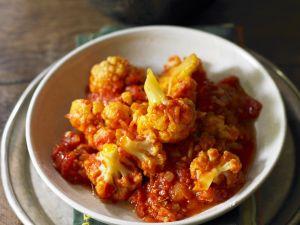 Curry mit Blumenkohl Rezept