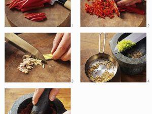 Currypaste Rezept