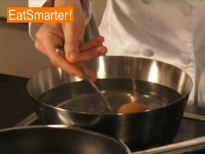 Das perfekte Frühstücksei kochen