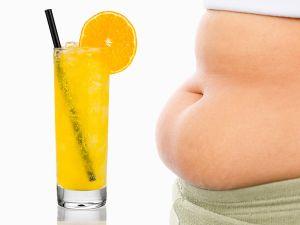 Neue Studie: Diät-Getränke fördern Bauchfett