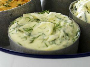 Dill-Zitronen-Butter Rezept